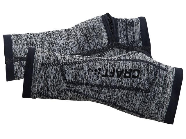 Craft Active Comfort warmers grijs/zwart